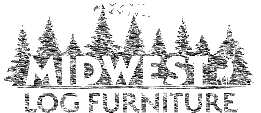 midwest log furniture logo
